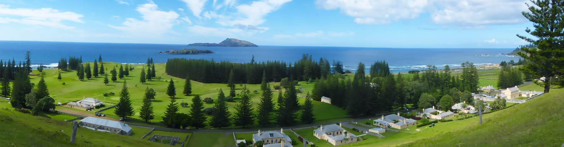 Norfolk Island Getaway - 10 May 2021