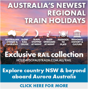 Aurora Australis Deal - Exclusive Rail Collection