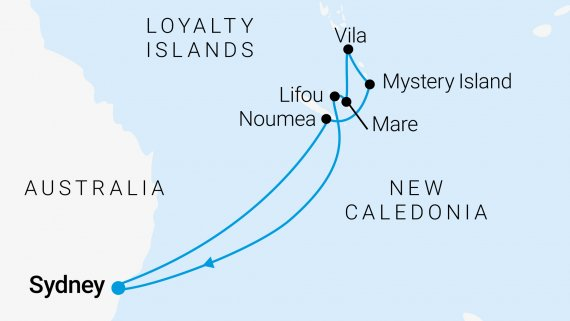 South Pacific Getaway with Celebrity Solstice