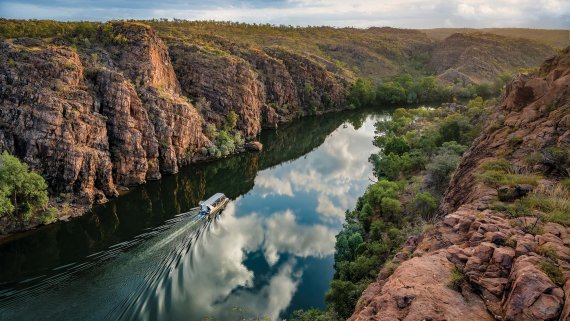 The Ghan Expedition Outback to Oceans