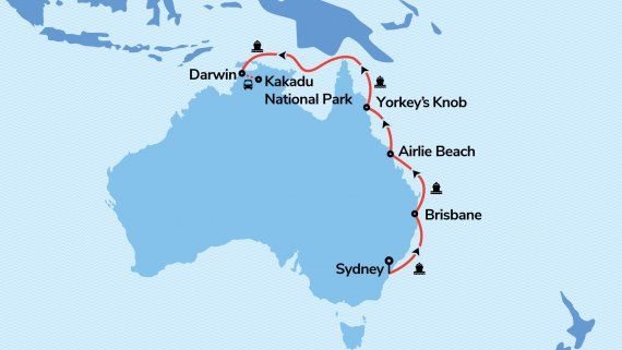 Australia's Top End Explorer with Voyager of the Seas