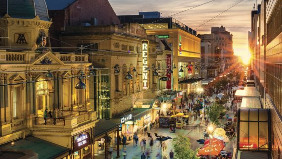 South Australia to The Top End & East Cost With Ghan & Voyager of the Seas