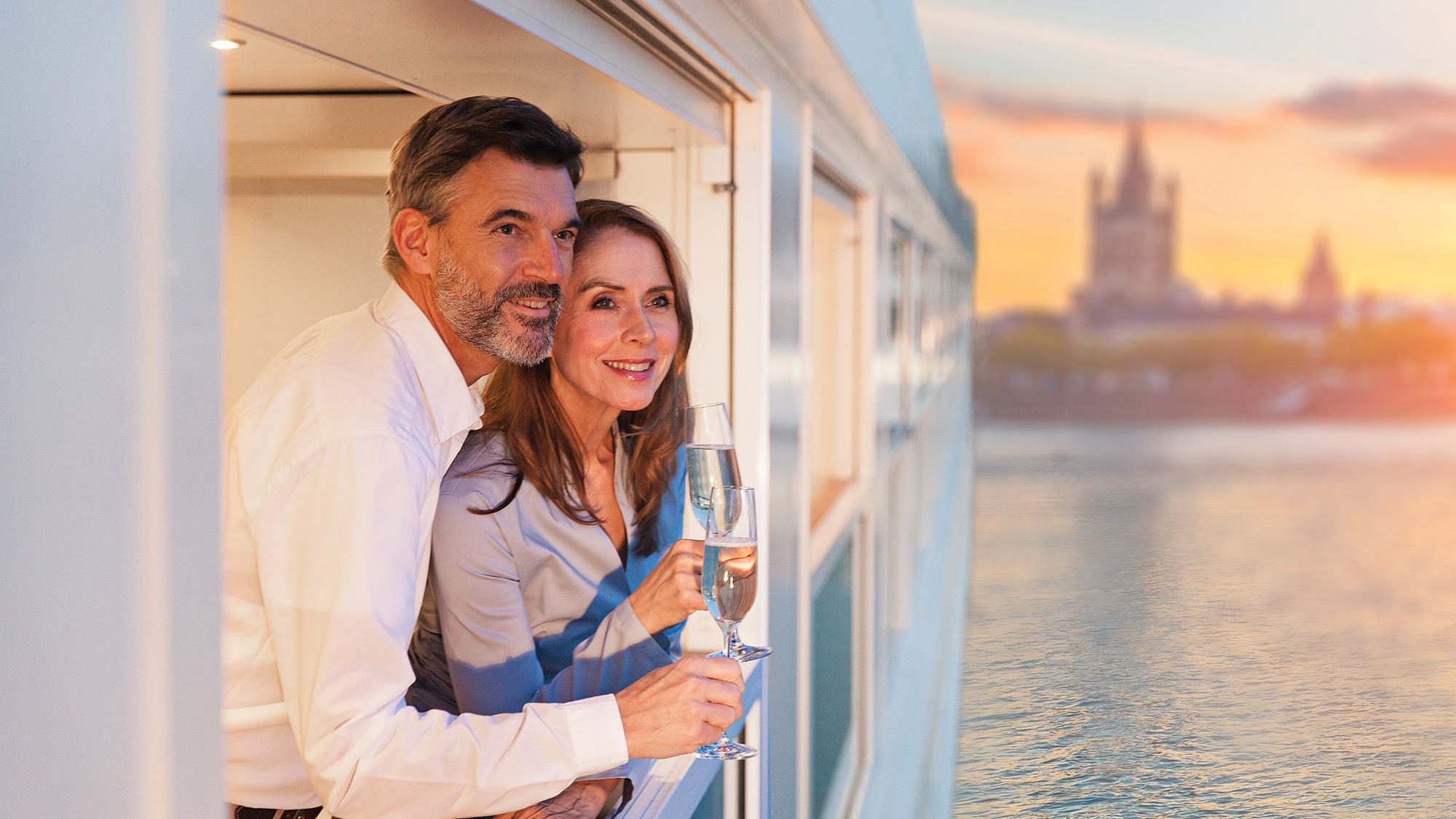 Europe River Cruising Information Seminar with Evergreen Cruises & Tours