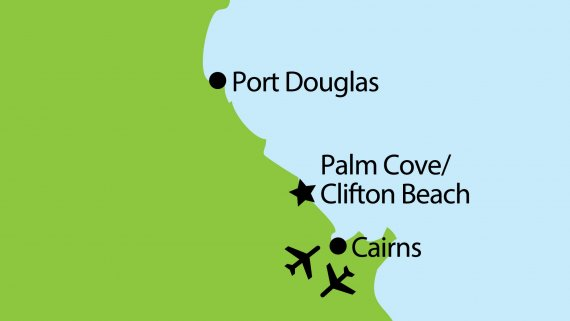 Palm Cove Golf Holiday - 17 August 2020