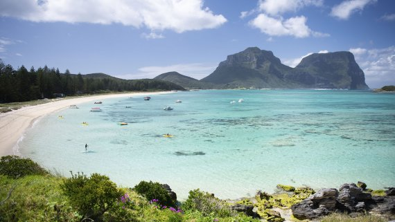 Lord Howe Island Escape - Small Group Escape