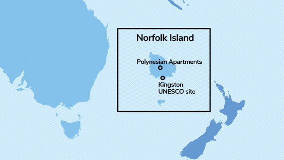 Norfolk Island Getaway - 16 October 2021