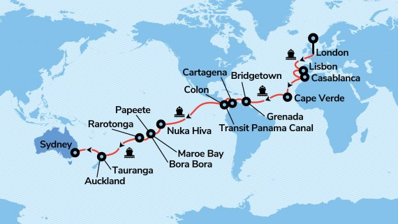 Grand Southbound Voyage with Vasco da Gama